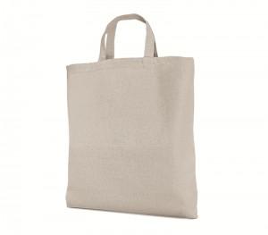 Bavlnená taška s krátkymi ušami Natural