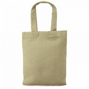 Bavlnená taška konferenčná natural