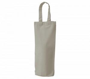 Bavlnená taška na víno natural