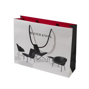 Papierová taška Kraft Premium