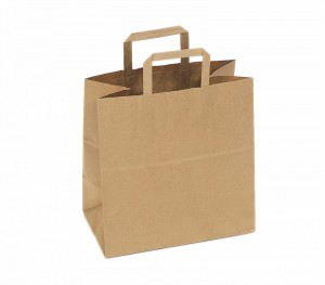 Papierová taška Kraft Standard