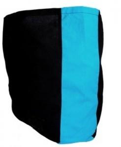 Bavlnená taška DUO s dnom a bokami