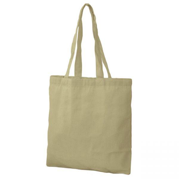 Bavlnená taška s dlhými ušami