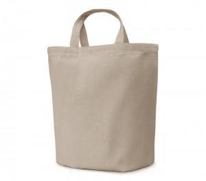Bavlnená taška s dnom natural
