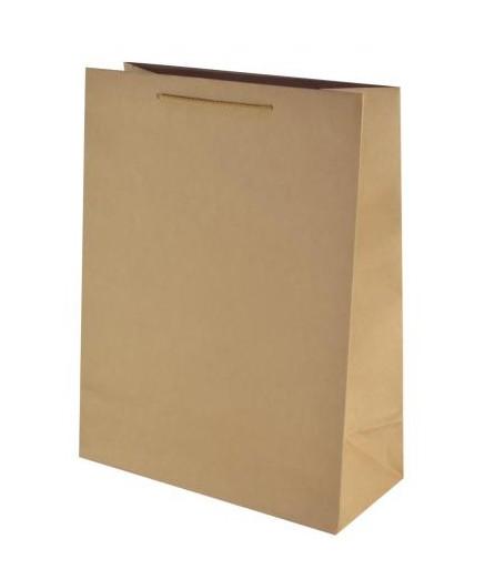Papierová taška Kraft Eco 140 g