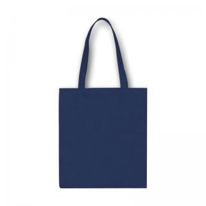 Bavlnená taška námornícka modrá