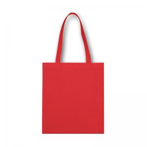 Bavlnená taška červená